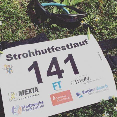 Triathlon Goldener Hut Schifferstadt 2017
