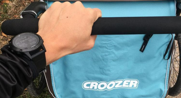 Croozer kid for 2 Babyjogger
