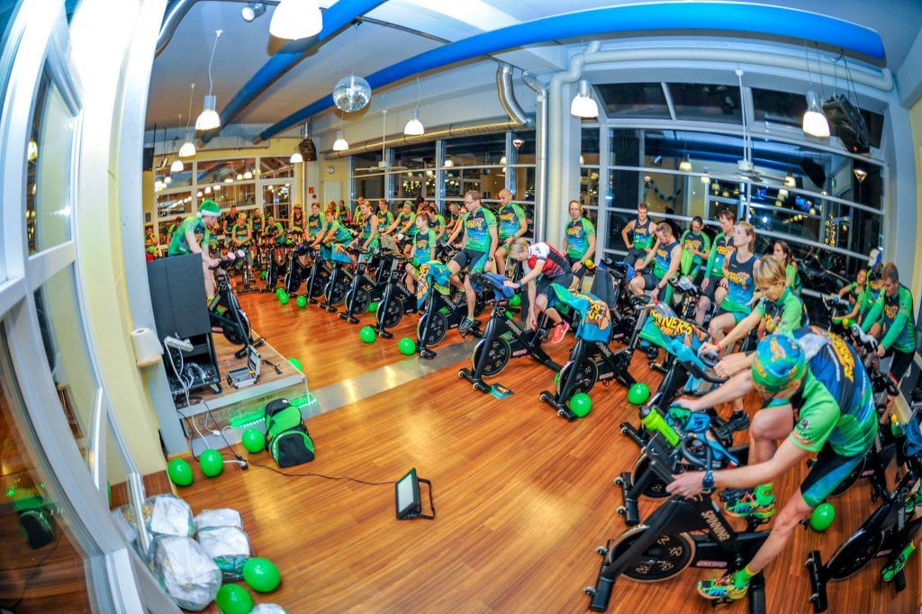 United Runners of Pfalz - Spinning Event 2017