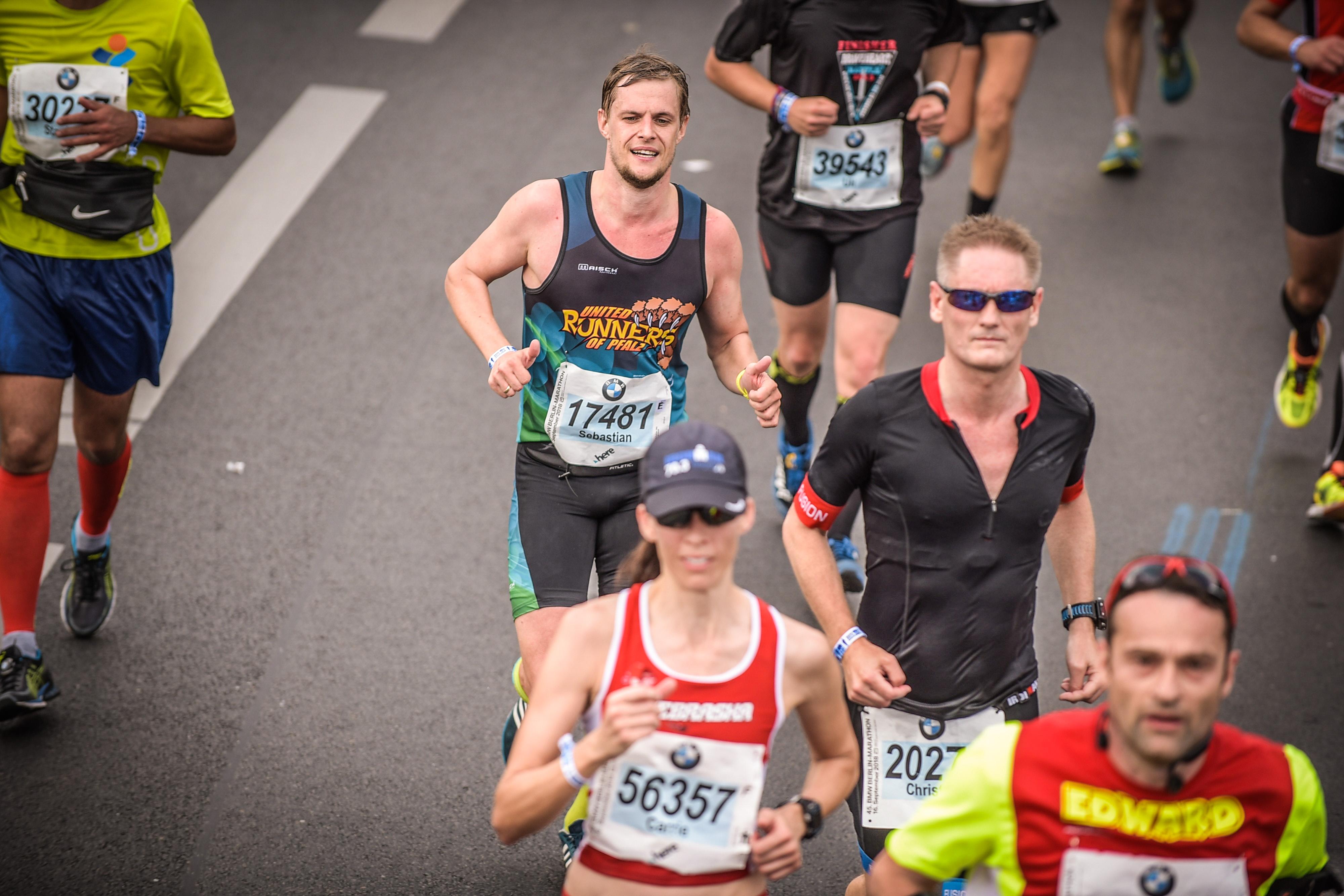 Berlin Marathon 2018 / Credits: sportfotograf.com