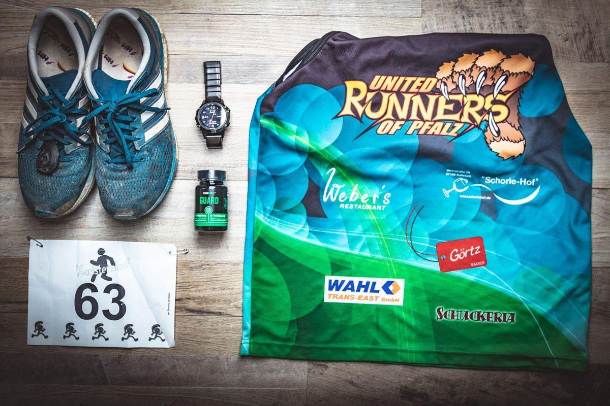 SRH Dämmermarathon 2018